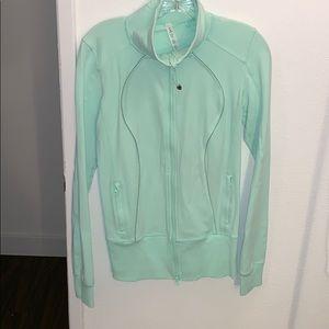 Rare color! Lululemon full zip jacket